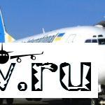 """Авиакомпания """"Международные авиалинии Украины"""" открыла рейс Киев—Нижневартовск"""